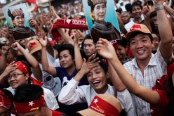 U.S. policy for Myanmar's 2015 election