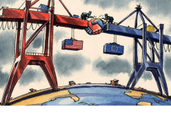 How protectionist will the upcoming EU-US trade agreement be?