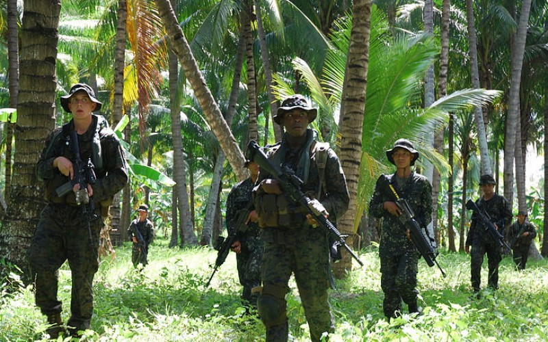 US-Philippines Military Cooperation Ensures Trade Stability