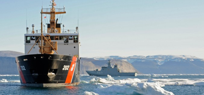 Arctic nations continue militarizing the Arctic