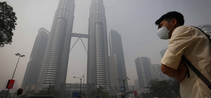 Indonesia's haze crisis fuels Southeast Asian quarrel