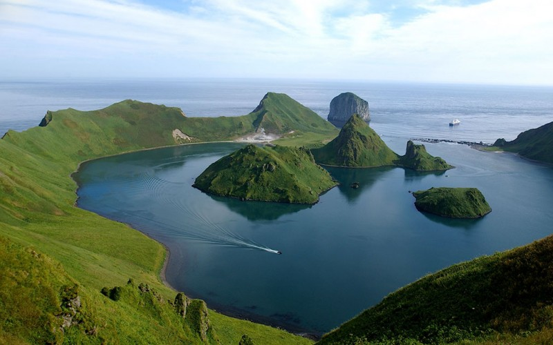 The Kuril Islands: Power projection and resource protection