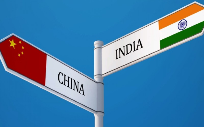 India and China vie for the Maldives