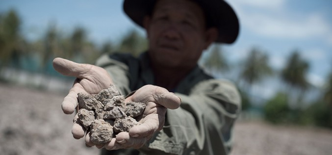 Extreme drought threatens Thailand's political stability