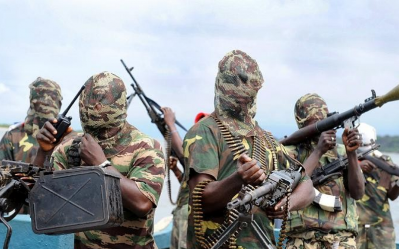 Africa, not the Middle East, has seen the sharpest uptick in terrorism