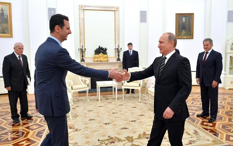 Understanding Russia's Syria pull-out