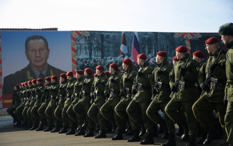Economic risk associated with new Russian National Guard