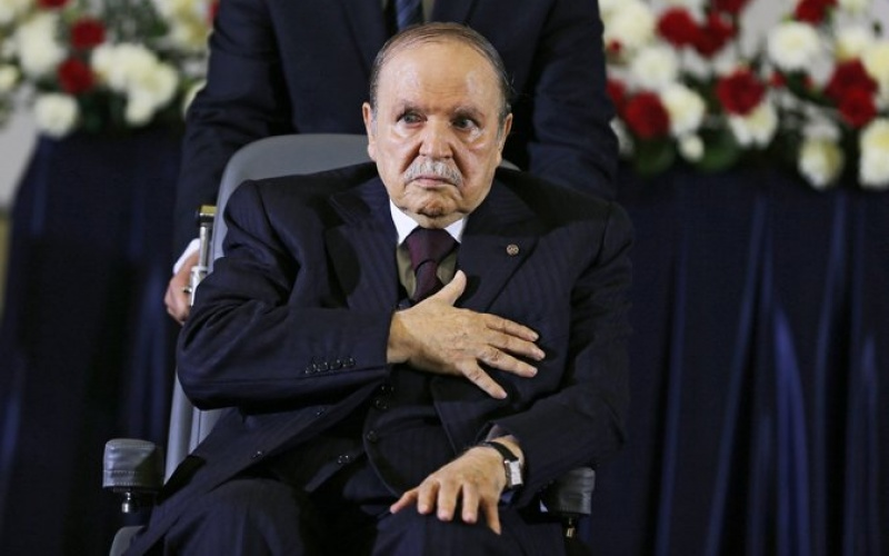 As Algeria's Bouteflika withers, so does the country's outlook