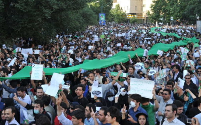 Protests spell trouble for Iranian government and JCPOA