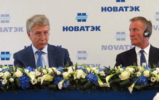 Challenges of Arctic shipping in Russia: The case of Novatek