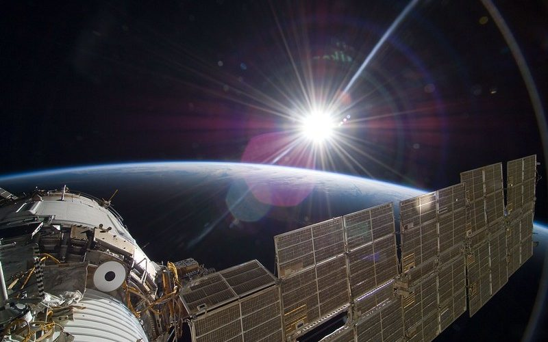 Russia and its 'diversionary space race'?